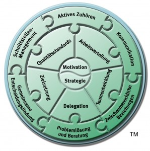 Das Modell der Linking Skills von Margerison-McCann