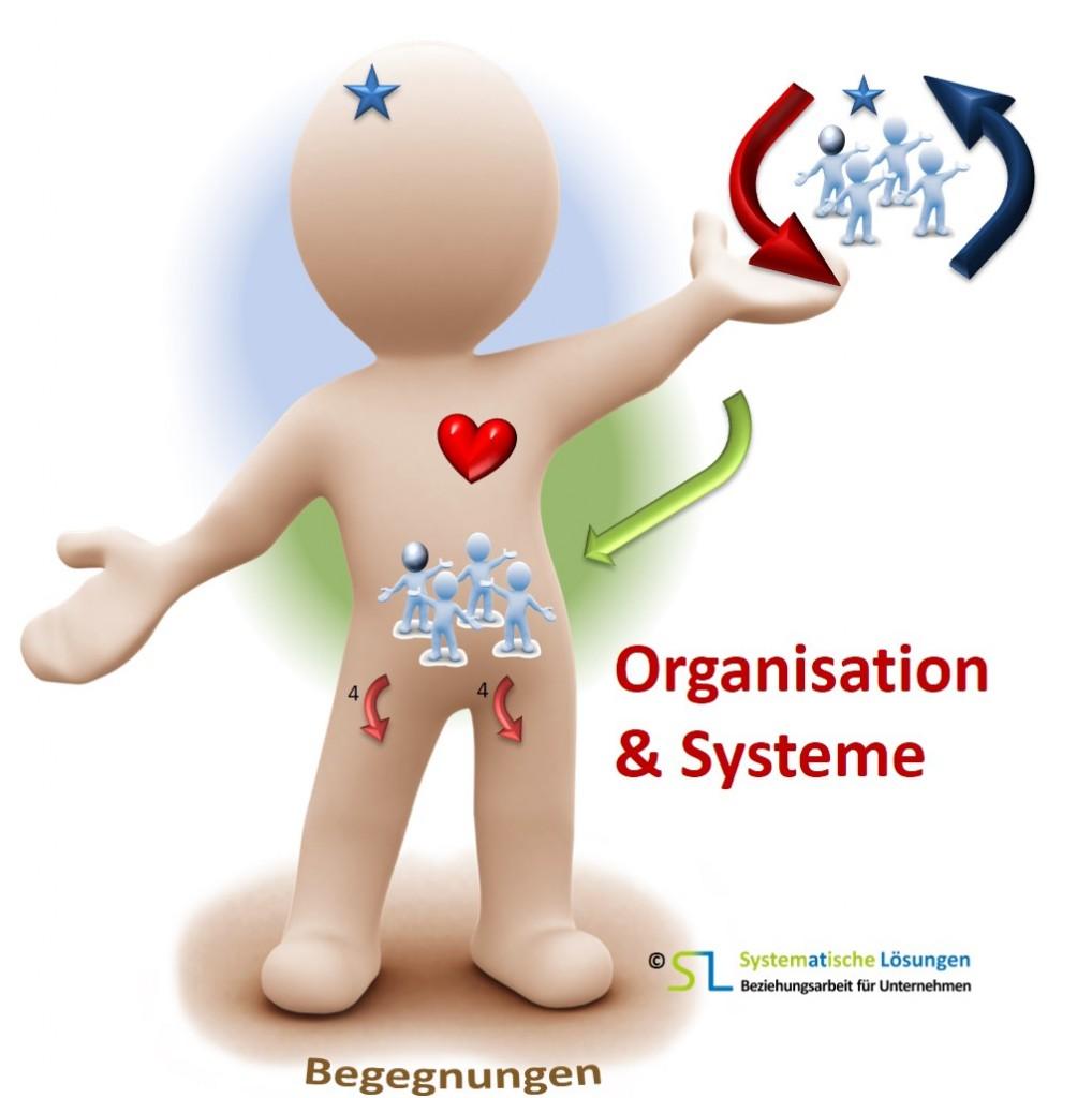 Organisation und Systeme - SL Beziehungsarbeit Unternehmensübergabe Nachfolge