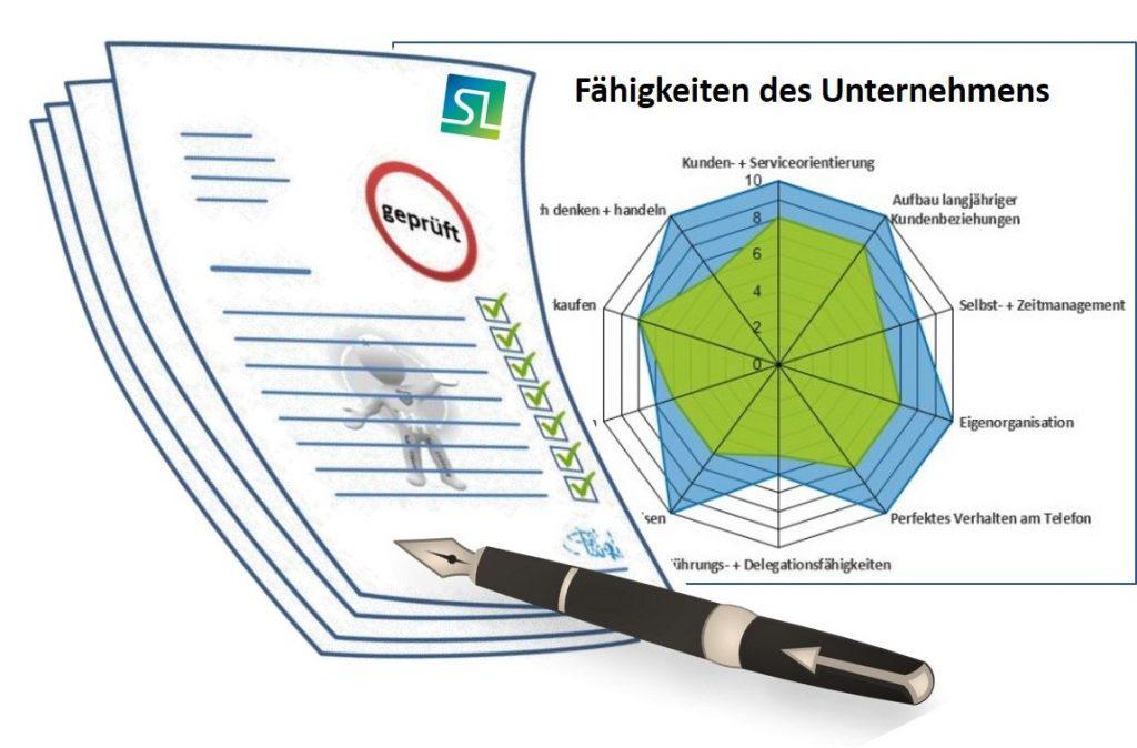 Schnell-Checks - SL Organisationsentwicklung - SL System(at)ische Lösungen